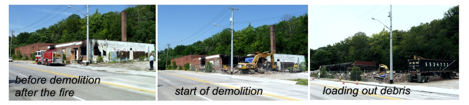 Demolition Wrecking Cincinnati, Indiana, Ohio, Kentucky