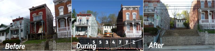 Demolition Wrecking Cincinnati, Indiana, Ohio, Kentucky